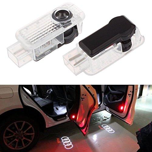 TiooDre De Metal Estilo del Coche S-Line Puerta del Coche Insignia del Emblema de la Cola Pegatinas de Coches para Audi Audi A2 A3 A4 A6 A6L A8 A7 Q3 Q5 Q7 RS3 RS5 RS7 Mate Negro