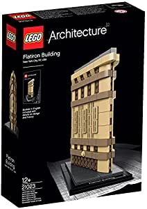 Lego Architecture 21023 - Grattacielo Flatiron