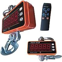 oukani ng1000kg/2000lbs 1T electrónica grúa Balanza colgante gancho Crane Escala – Báscula digital con