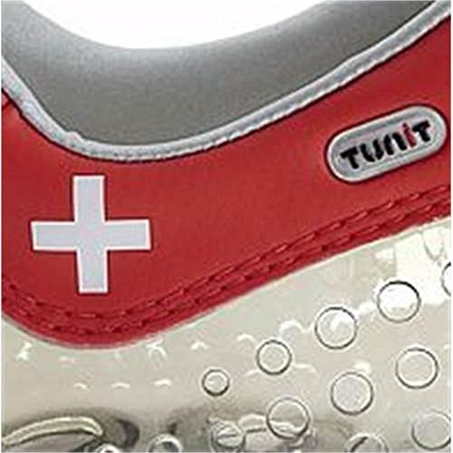 Adidas F50.8 Tunit Upper Switzerland, Scarpe da calcio uomo Rosso rosso Rosso (rosso)