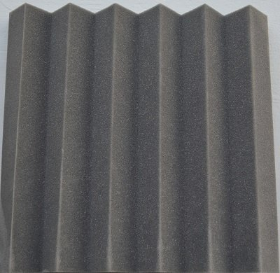 """Envirotech Acoustic Room Treatment Wedge Foam - (Size : 12""""x12""""x2"""", Qty : 4 Nos)"""