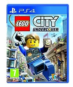 lego city undercover ps4 new jeux vid o. Black Bedroom Furniture Sets. Home Design Ideas