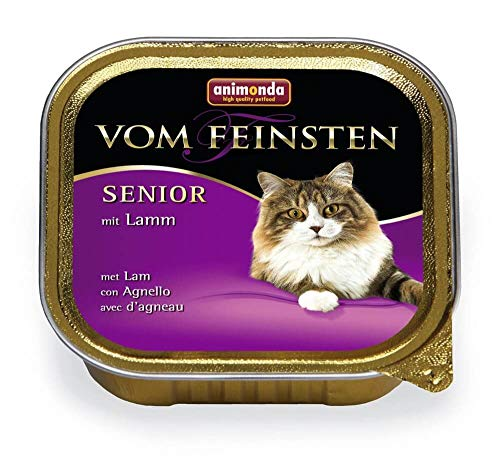 Animonda Vom Feinsten - Senior Lamm - 32x100 gr.