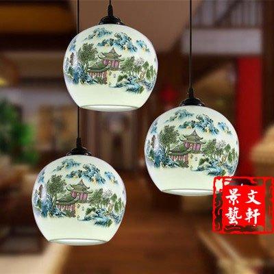 lampadario-in-porcellana-guscio-duovo-di-porcellana-bianca-e-blu-in-jingdezhen-ristorante-cinese-cuc