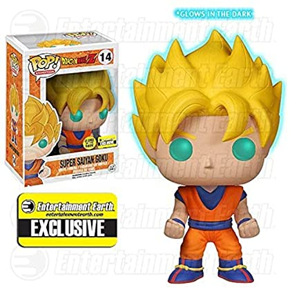 Funko - Figura con Cabeza móvil Dragon Ball Z (...