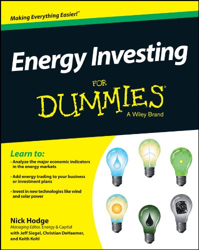 Energy Investing For Dummies por Nick Hodge