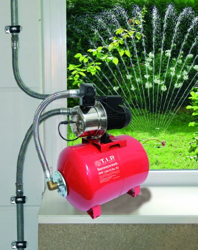 T.I.P. HWW 1300/50 Plus TLS 31311 Hauswasserwerk - 2