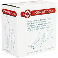 NOBAFAST® Elastischer Schlauchverband gerollt Länge 10 m, Maße:Grün. ca. 5 cm preisvergleich bei billige-tabletten.eu