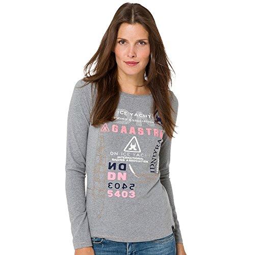 GAASTRA Langarm-Shirt 36720152 Damen grau - H70