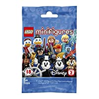 LEGO 71024 Disney Figurines, Colourful Minifigures blind bags