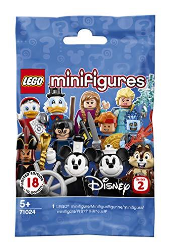 Kostüm Kinder Hades - LEGO71024 - Minifiguren Disney Serie2, Bauset (1Minifigur) (Modell sortiert )