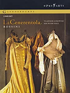 Rossini, Gioacchino - La Cenerentola [2 DVDs]