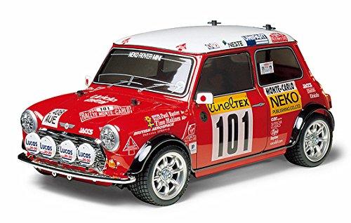Imagen principal de Tamiya 300058483 - 1:10 RC Mini Cooper Monte Carlo 94 M-05 [importado de Alemania]