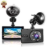 """Cámara De Coche,NeKan 1080P Dash Cam,170° Pantalla 3"""" LCD Camara Coche Grabadora,G-Sensor, Grabación en Bucle y Detección de Movimiento"""
