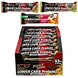 Power System LOW er CARB Protein Riegel mit 45% Eiweiss - Bar 28 x 40g (Mixed - Pack)
