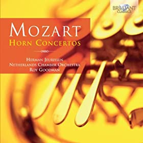 Horn Concerto No. 4 in E-Flat Major, KV 495: III. Rondo. Allegro