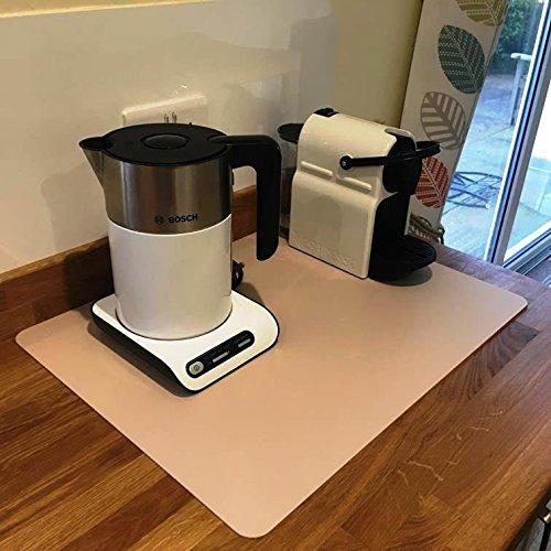 Latte rechteckig Arbeitsflächenschutz, plastik, latte, Standard - 30 x 40 cm -