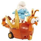 """The Smurfs Clumsy auf Libellen-Figur aus """"Die Schlümpfe"""""""