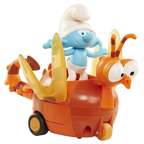 """The Smurfs Clumsy auf Libellen-Figur aus \""""Die Schlümpfe\"""""""