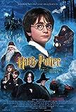 A4Harry Potter und der Stein der Weisen