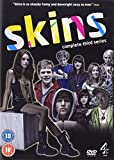 Skins: Complete Third Series [DVD]