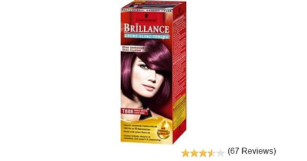 brillance creme glanz tà nung t888 dunkle kirsche 3er pack 3 x 1