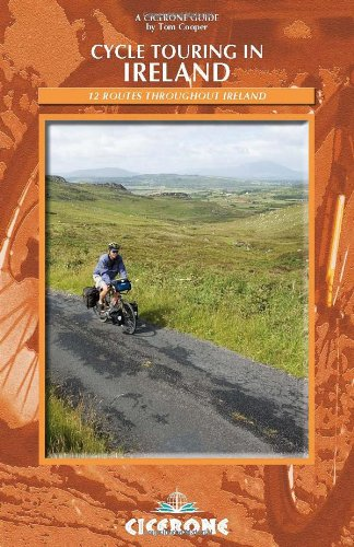 Cycle Touring in Ireland (Cicerone Guides) por Tom Cooper