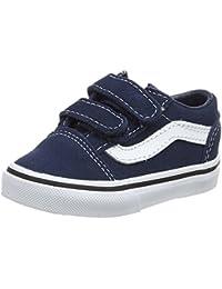 Vans Old Skool V Suede, Sneaker Unisex-Bimbi
