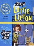 Les enquêtes de Lottie Lipton : La malédiction du chat du Caire
