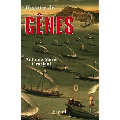 Histoire de Gênes (Ville)