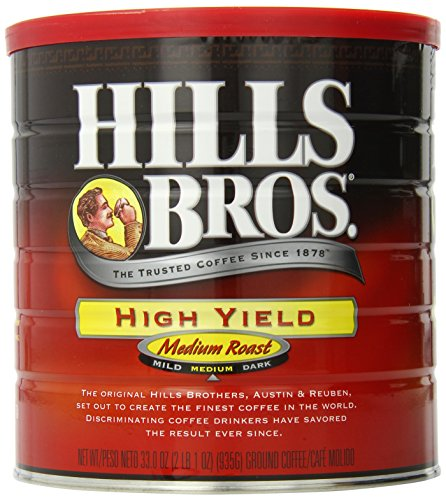 hills-bros-coffee-high-yield-ground-33-ounce-by-massimo-zanetti-beverage-usa-inc