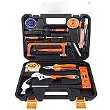 ZXZ-GO Kits de Herramientas de 13 Piezas, Conjunto de Herramientas - Herramienta de Destornilladores para Herramientas de reparación para el hogar de DIY Mantenimiento de reparación de viviendas