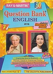 Ray & Martin ,Question Bank English (2018)
