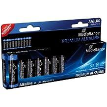 MediaRange MRBAT105 - Pilas (Alcalino, Cilíndrico, AA, Caja)