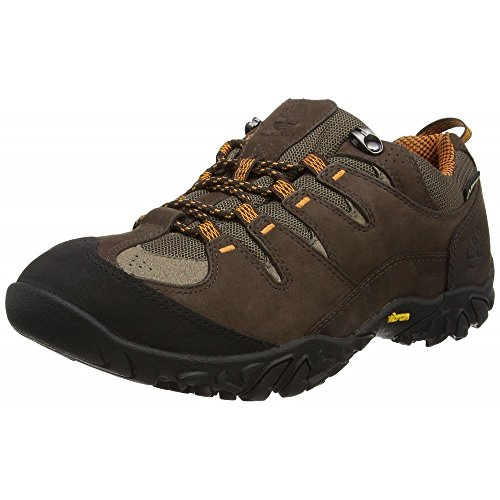 Timberland Varston Low Fabric And Leather With Goretex Membrane Chaussures De Randonnee Basses Homme