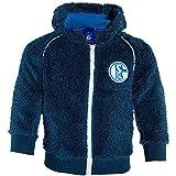 FC Schalke 04 Baby Sweat-Jacke, Einzelgrößen:92