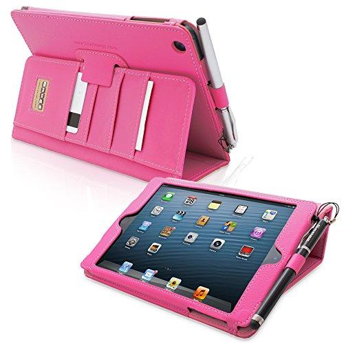 Custodia 'Executive' per iPad Mini 1/2, Snugg™ - Custodia in