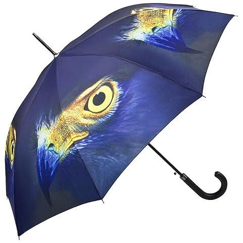 """VON LILIENFELD Regenschirm mit Tiermotiv, Automatik """"Adler"""""""