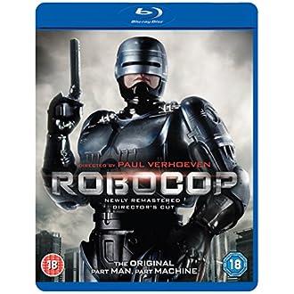 Robocop (1987) [Blu-ray] [1987] [2014]