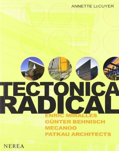 Tectónica radical (Arquitectura)