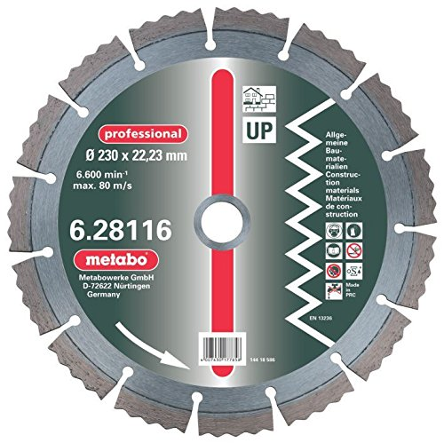 Metabo DIA-TS, 300 x 20 mm, Professional, UP, 628118000