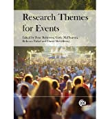 [(Research Themes for Events)] [ Edited by Rebecca Finkel, Edited by David McGillivary, Edited by Gayle McPherson ] [December, 2013]