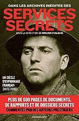 Dans les archives inédites des services secrets (semi poche)