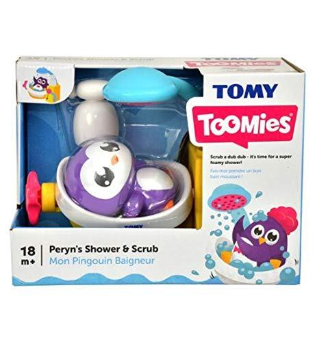 Tomy Toomies Peryn da Doccia e Scrub