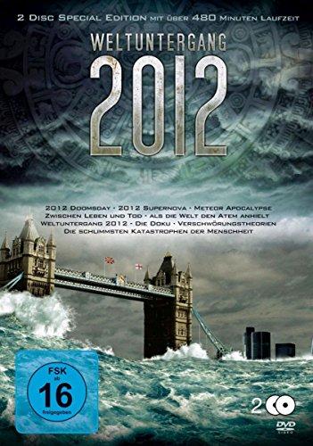Preisvergleich Produktbild 2012 Weltuntergang Metallbox-Edition (2 DVDs) [Special Edition]