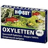 Oxyletten, Sauerstoff-Tabletten, 48 St. für 480 l
