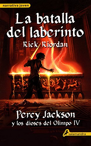 Batalla del Laberinto = The Battle of the Labyrinth (Percy Jackson & the Olympians)