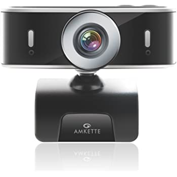 Amkette FDD264MM Truview High Quality PC Camera with Inbuilt Mic