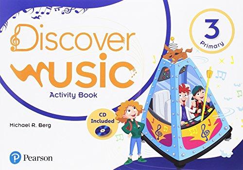 Discover Music 3 Activity Book Pack (Descubre la música)