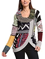 Desigual Adriana - Gilet - Manches longues - Femme